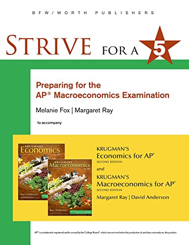 Strive for 5: Preparing for the AP® Macroeconomics Examination