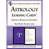 Astrology Learning Cards ~ 2nd Edition ~ Living Magick