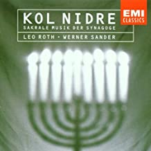 Kol Nidrei: Sacred Music of Synagogue