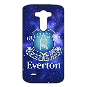 Unique Design FC Everton Football Club Phone Case Cover For LG G3 3D Plastic Phone Case