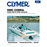 CLYMER B738 / Clymer OMC Cobra Stern Drives 1986-1993