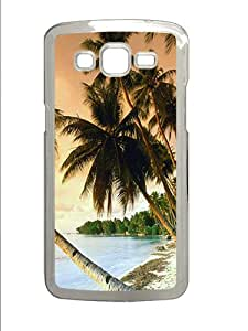 Samsung Galaxy Grand 2 7106 Case and Cover -Micronesia PC case Cover for Samsung Galaxy Grand 2 7106 ¨CTransparent
