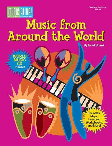Music From Around The World (Music Alive!)