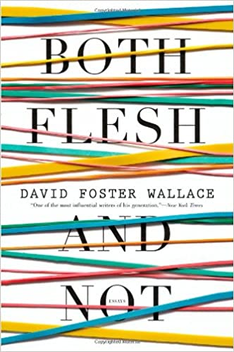 Both flesh and not essays david foster wallace 9780316182379