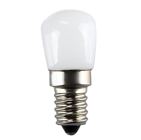 ebilun 2 W E14 LED Pera, frigorífico congelador Luz, dispositivo ...