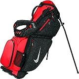 Nike 57867 Air Sport Carry III Stand Golf Bag, Black & Crimson
