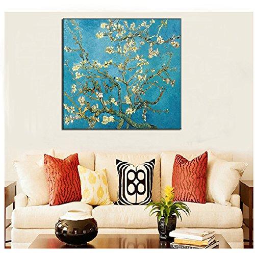 Osm Art Print Oil Painting Canvas Print for Van Gogh Oil Paintings Almond Blossom Modern Canvas Wall Art
