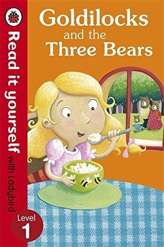 Read It Yourself Goldilocks and the Three -
