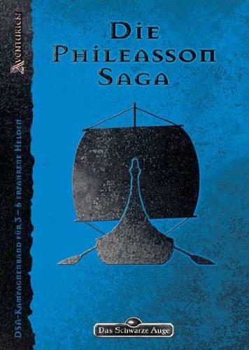 Die Phileasson-Saga: DSA-Abenteuer