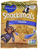 Barbara's Snackimals Cookies Vanilla - 6 CT