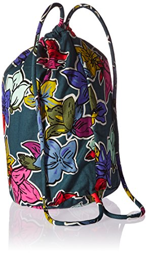 Flowers Vera Ditty Bradley Iconic Bag Falling w8nXUOqY
