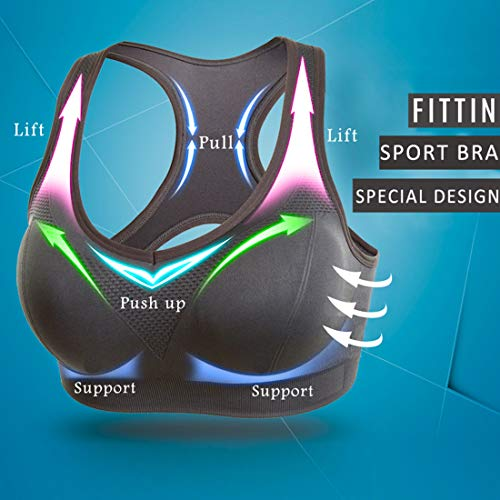 FITTIN-Racerback-Sports-Bras-for-Women-Padded-Seamless-High-Impact-Support-for-Yoga-Gym-Workout-Fitness