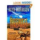 The Roswell Conspiracy: Tyler Locke 3 (An International Thriller)