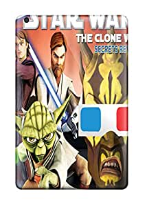 New Diy Design Star Wars Clone Wars For Ipad Mini/mini 2 Cases Comfortable For Lovers And Friends For Christmas Gifts