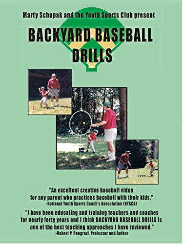 Baseball Drills - Backyard Baseball Drills