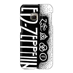 Samsung Galaxy S6 CMl12520JDfh Provide Private Custom Nice Led Zeppelin Band Pattern Perfect Hard Phone Cases -SherriFakhry
