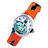 Batman children cartoon Watches kids Watch WP@DGW173094O