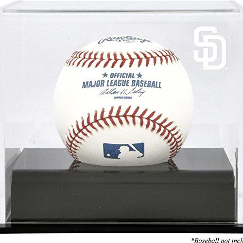 Mounted Memories San Diego Padres Deluxe Logo Ball Cube