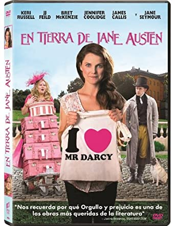 En Tierra De Jane Austen [DVD]