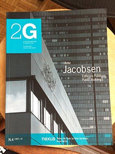 2G 4 Arne Jacobsen, International Architechure Review (2G, 4)
