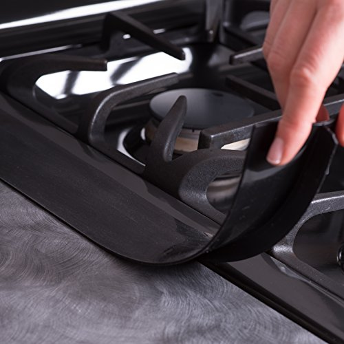 Bellemain Kitchen Silicone Stove Counter Gap Cover Set Of