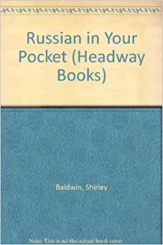 Russian In Your Pocket BOOK (Headway Books)