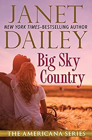 book cover of Big Sky Country
