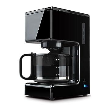 HUWAI YFK máquina de café Negocio en casa Inteligente automático American American Goteo pequeña cafetera Italiana: Amazon.es: Hogar