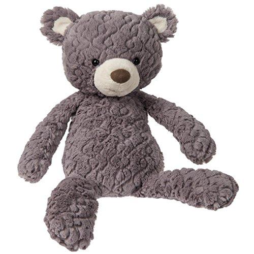 Super Big Bear Plush (Mary Meyer Putty Bear Large Teddy Bear Soft Toy, Grey)