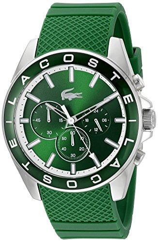 (Lacoste Men's 'WESTPOINT' Quartz Multi Color Casual Watch (Model: 2010851))