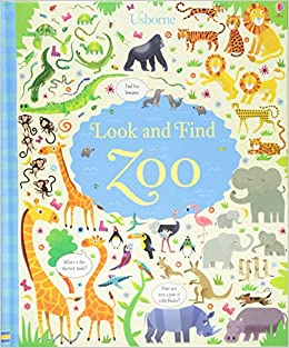 Usborne Look and Find Books