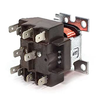Honeywell R4222D1013 120 V General Purpose Relay with DPDT Switching
