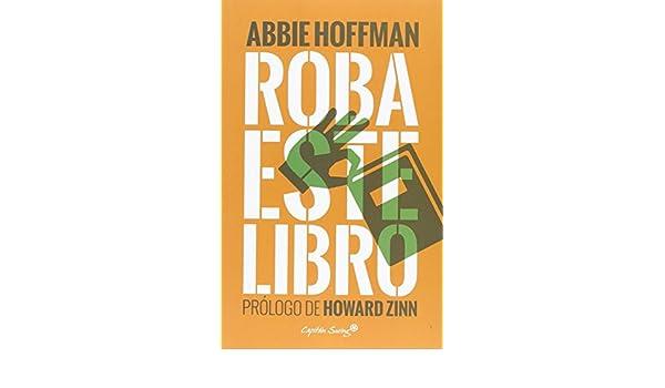 abbie hoffman roba este libro