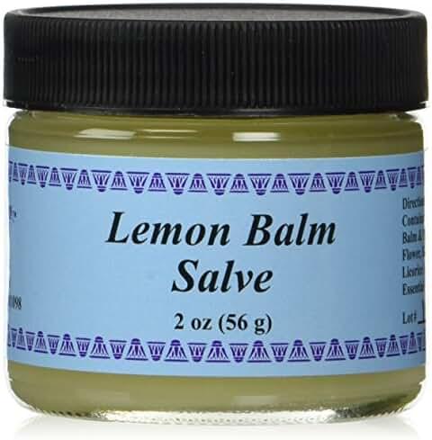 WiseWays Herbals: Salves for Natural Skin Care, Lemon Balm Cream 2 oz