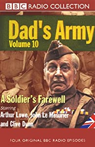 Dad's Army, Volume 10 Radio/TV Program