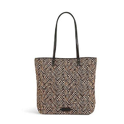 - Vera Bradley Zebra with Black Day Tote Bag