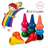 Best MasterPieces Toys For 4 Year Girls - MBYHAN Baby Crayons, Finger Crayons for Toddlers, 12 Review