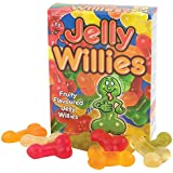 Jelly Willies - Novelty Shaped Sweets