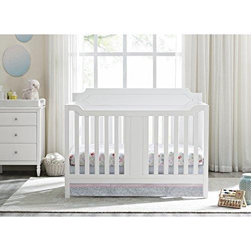 Baby Relax Cuna 2 en 1 blanco Morgan