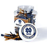 Notre Dame Fighting Irish Golf Tees by Team Golf Golf Tees