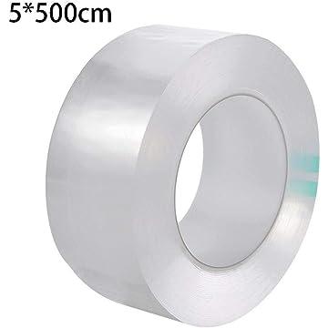 lantusi Bathroom Kitchen Mildewproof Waterproof Transparent Sealing Tape Drains & Strainers
