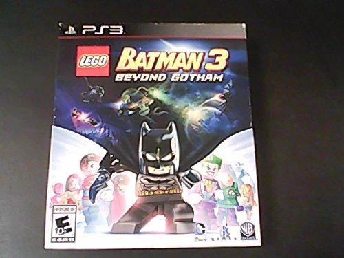 PS3 LEGO Batman 3: Beyond Gotham with Bonus LEGO Batman Batwing Miniset