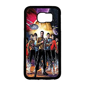 Cover Shell Fantasy Universite Poster Fantasy Movie Star Trek Logo Phone Case Cover for Samsung Galaxy S6 Film Awesome
