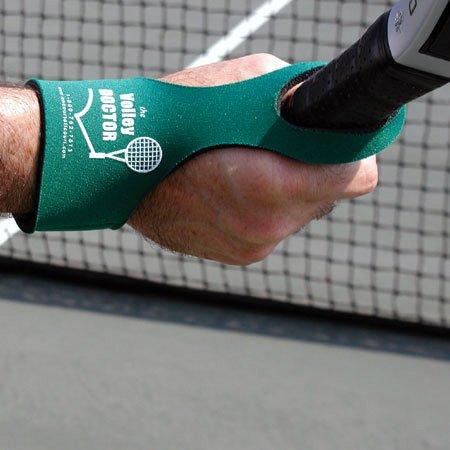 OnCourt OffCourt Volley Doctor - Improve Wrist Grip On Volleys