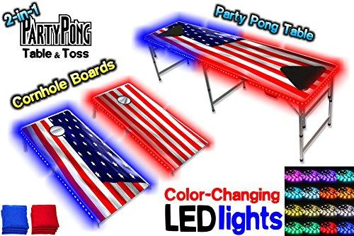 Led Beer Pong Lights - 4
