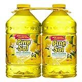 Pine-Sol 2 pk Multi-Surface Disinfectant Lemon Scent ( Total of 200 oz )