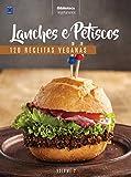 capa de Coleção Vegetarianos. Lanches e Petiscos - Volume 2