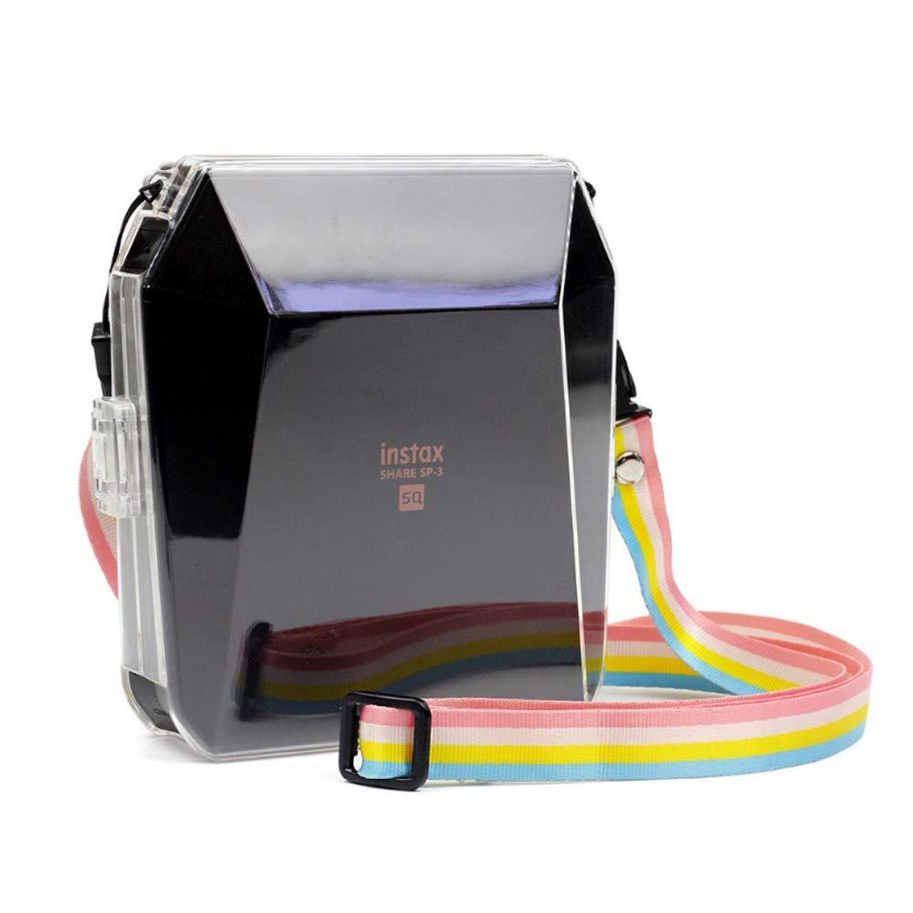 Funda Transparente para Impresora Fuji Instax Share SP-3 con ...