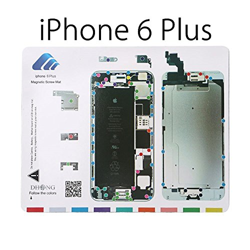 iphone 5 screw chart - 1