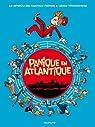 Le Spirou de... - tome 6 - Panique en Atlantique par Parme